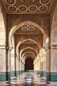 Arcade à Marrakech