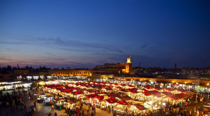 Grande place Marrakech