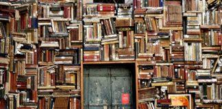 Mur de livres
