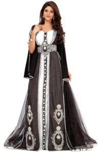 Comment bien choisir sa robe caftan marocain moderne   7476c837f25