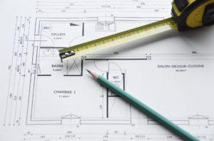 faire les plans d'une maison