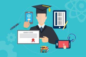 En Ligne, L'Éducation, Tutoriel, Certificats, Formation