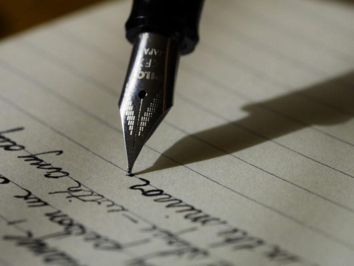 carnet, l'écriture, main, stylo, journal intime, doigt, lettre, la communication, noir, papier, encre, écrire, stylo à plume, fermer, Police de caractère, lignes, écriture, calligraphie, Remarques, élégant, scénario, écrit, scribe, droitier, Écriture à la main, notation, Quink, feinte